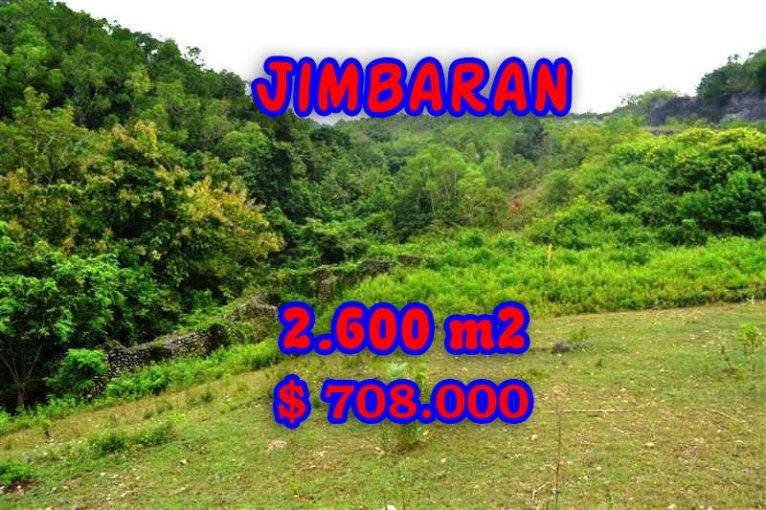 Exceptional Property in Bali, Land in Jimbaran Bali for sale – TJJI032