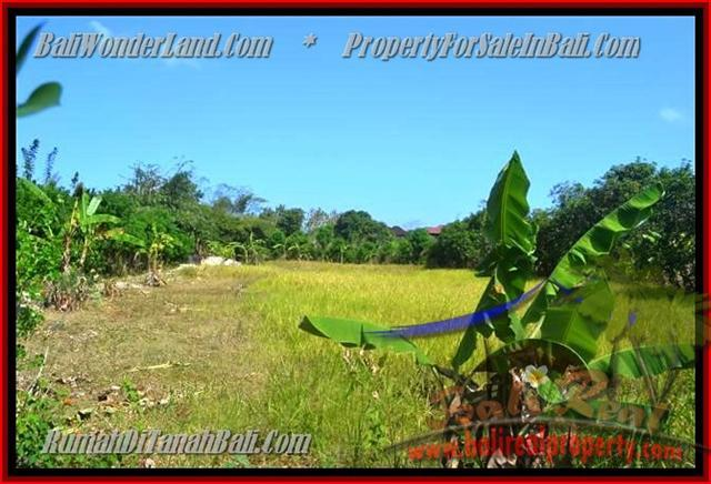 Beautiful PROPERTY 1,500 m2 LAND FOR SALE IN JIMBARAN TJJI075
