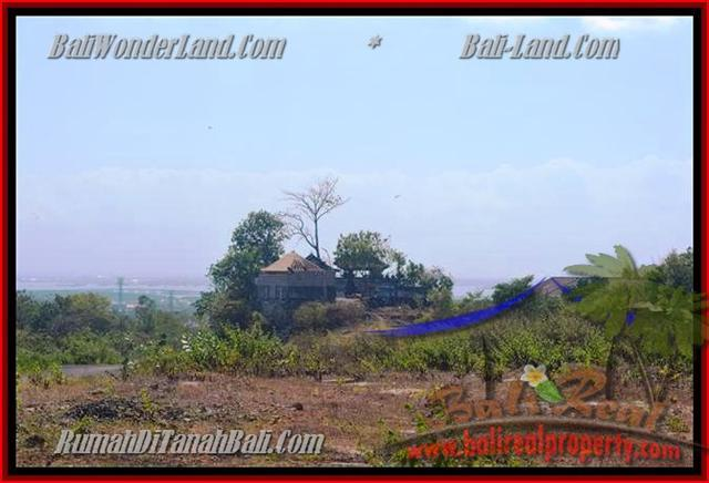 Affordable 750 m2 LAND IN Jimbaran Uluwatu BALI FOR SALE TJJI079