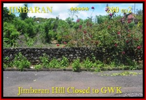 Exotic PROPERTY Jimbaran Ungasan LAND FOR SALE TJJI086