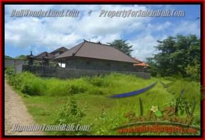 Beautiful LAND IN Jimbaran four seasons FOR SALE TJJI065