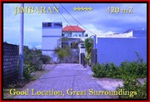 Affordable LAND SALE IN JIMBARAN BALI TJJI096