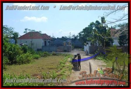 Beautiful 600 m2 LAND IN JIMBARAN FOR SALE TJJI072