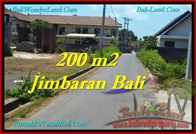 Beautiful PROPERTY 200 m2 LAND FOR SALE IN Jimbaran Ungasan TJJI101