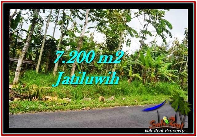 Magnificent PROPERTY 7,200 m2 LAND FOR SALE IN Tabanan Penebel TJTB226