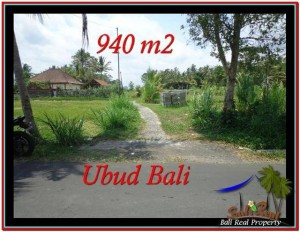 Beautiful LAND FOR SALE IN UBUD TJUB531