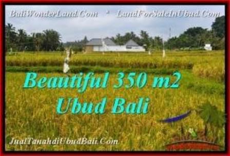 Magnificent PROPERTY 350 m2 LAND FOR SALE IN Sentral Ubud TJUB540