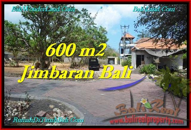 Exotic 600 m2 LAND FOR SALE IN JIMBARAN TJJI097