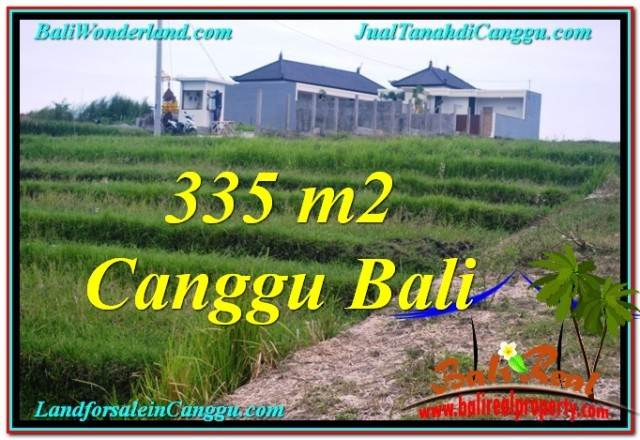 Canggu Umalas LAND FOR SALE TJCG204