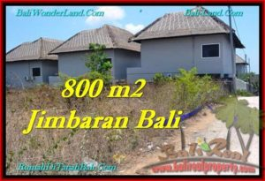 Beautiful PROPERTY JIMBARAN BALI 800 m2 LAND FOR SALE TJJI098