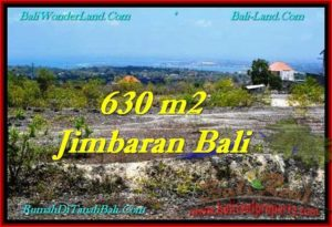 Magnificent JIMBARAN 630 m2 LAND FOR SALE TJJI099