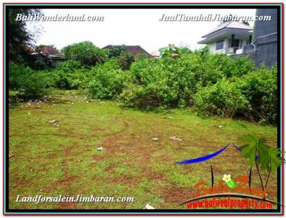 Exotic PROPERTY 200 m2 LAND IN JIMBARAN BALI FOR SALE TJJI107