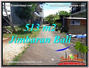 Magnificent PROPERTY 513 m2 LAND FOR SALE IN JIMBARAN BALI TJJI105