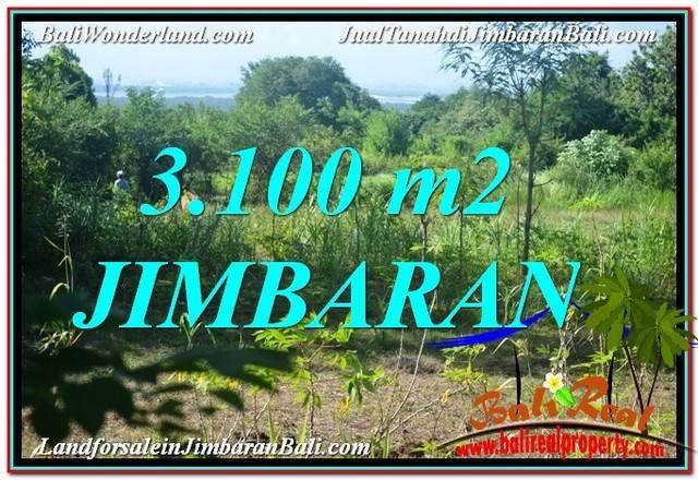 Beautiful PROPERTY 3,100 m2 LAND IN JIMBARAN BALI FOR SALE TJJI113