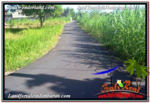 Exotic LAND FOR SALE IN JIMBARAN BALI TJJI114