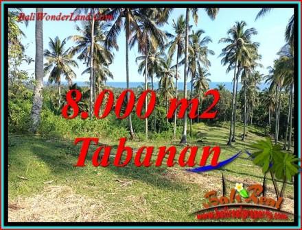 FOR SALE Exotic LAND IN TABANAN BALI TJTB488