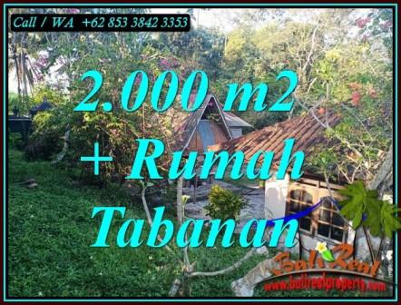 Affordable LAND IN TABANAN BALI FOR SALE TJTB455