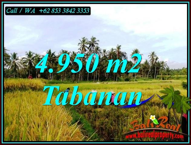 FOR SALE LAND IN TABANAN BALI TJTB464