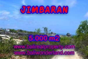 Land for sale in Bali, Exotic view in Jimbaran Bali, Indonesia – TJJI049