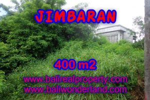 Land for sale in Bali, Spectacular view in Jimbaran Ungasan – TJJI061