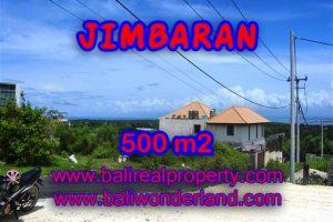 Land for sale in Bali, magnificent view Jimbaran Bali – TJJI066
