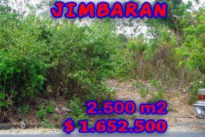 Land for sale in Bali, spectacular view in Jimbaran Bali – TJJI022