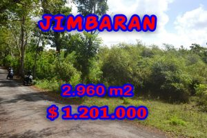 Magnificent Property for sale in Bali, land for sale in Jimbaran Bali  – TJJI036