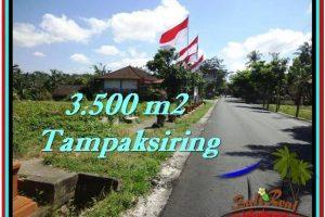 FOR SALE Magnificent LAND IN Ubud Tampak Siring BALI TJUB517