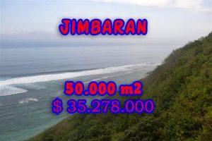Land for sale in Bali, Exotic view in Jimbaran Bali – TJJI029