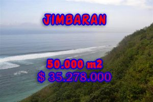 Land for sale in Bali, Exotic view in Jimbaran Bali – TJJI029
