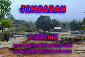 Property in Bali for sale, Fantastic view in Jimbaran Ungasan – TJJI073