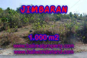 Spectacular Property in Bali, land for sale in Jimbaran Ungasan – TJJI074