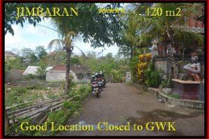 FOR SALE LAND IN JIMBARAN TJJI083