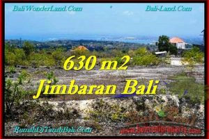 Affordable PROPERTY 630 m2 LAND FOR SALE IN JIMBARAN BALI TJJI099