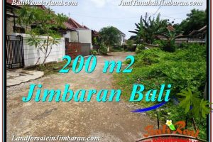 Magnificent PROPERTY LAND IN JIMBARAN BALI FOR SALE TJJI106
