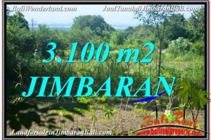 Affordable 3,100 m2 LAND SALE IN Jimbaran Uluwatu  TJJI113