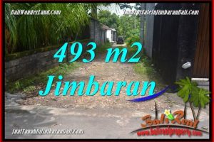 FOR SALE Affordable PROPERTY 493 m2 LAND IN Jimbaran Ungasan TJJI125