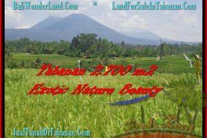 FOR SALE LAND IN Tabanan Penebel TJTB175
