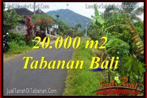 Magnificent LAND SALE IN TABANAN TJTB315