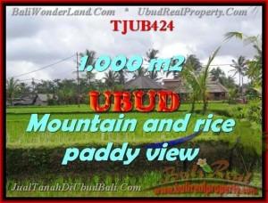 Magnificent Ubud Tegalalang BALI LAND FOR SALE TJUB424