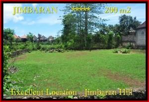 Exotic 200 m2 LAND SALE IN Jimbaran Ungasan BALI TJJI087