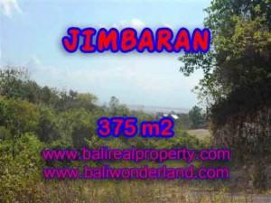 375 m2 LAND SALE IN Jimbaran Uluwatu BALI TJJI077