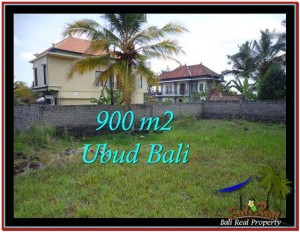 Magnificent PROPERTY LAND SALE IN UBUD TJUB532