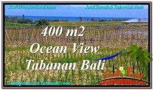 Exotic 450 m2 LAND FOR SALE IN TABANAN BALI TJTB292