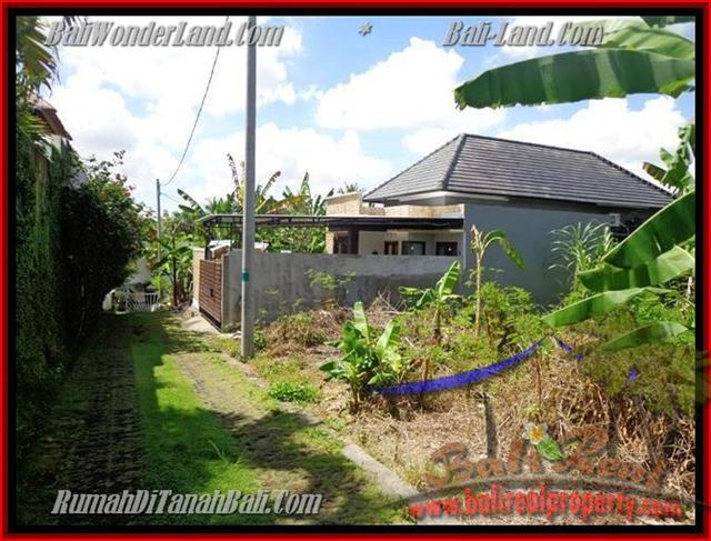 Exotic PROPERTY 312 m2 LAND SALE IN CANGGU TJCG145