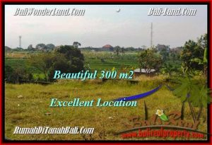 Beautiful PROPERTY 300 m2 LAND SALE IN CANGGU BALI TJCG185