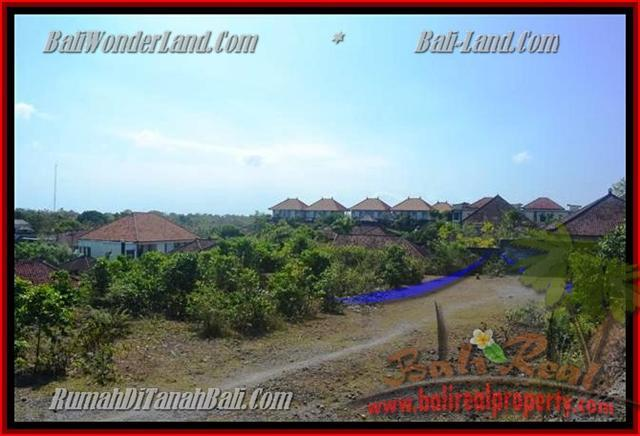 Beautiful PROPERTY JIMBARAN 1,000 m2 LAND FOR SALE TJJI074