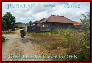 Magnificent PROPERTY 500 m2 LAND IN JIMBARAN FOR SALE TJJI084
