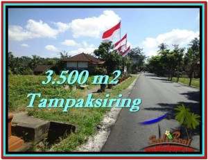 Magnificent PROPERTY LAND FOR SALE IN UBUD TJUB517