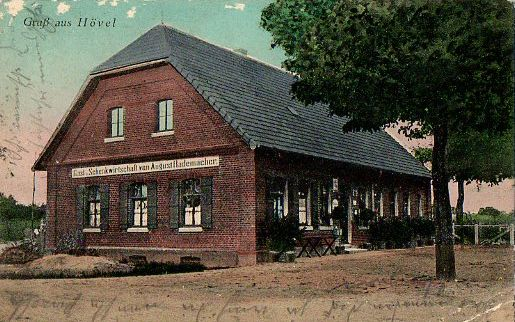1912 Landgasthof Graes